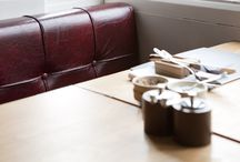 The Coach, Marlow / One of our highest profile jobs of 2014 was the production of bespoke banquette seating for Tom Kerridge's latest restaurant in Marlow, The Coach.  We're immensely proud of our work on The Coach, our bespoke seating uses the highest quality aged leather to produce banquette seating with a warm and traditional feel, subtly punctuating the ambience of the restaurant.