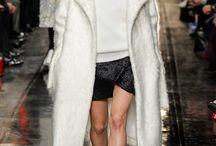 Off white coat?