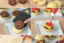 Γευστικές δημιουργίες