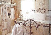 Home decor / Farmhouse shabby decor diy