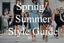 Spring/ Summer Style Guide