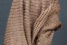 Crochet projects/fashion