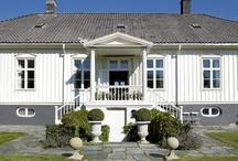 Vakre hus♥