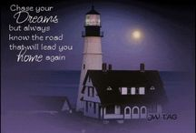 My Lighthouse Collection / by Kim Combs