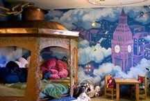 Peter Pan Inspired Interior Design Theme