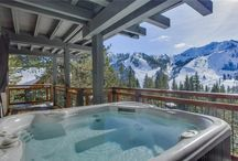 Hot Tubs with Views