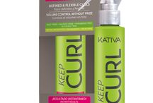 Kativa CURL ACTIVATOR / Τώρα οι μπούκλες γεμάτες ορμή, κίνηση και ζωντάνια έχουν ένα όνομα Kativa CURL ACTIVATOR. Η θεραπεία Kativa CURL ACTIVATOR είναι το επόμενο βήμα στις μπούκλες. Δημιουργεί τις τέλειες μπούκλες ενώ παράλληλα κάνει θεραπεία αφήνοντας τα μαλλιά σας ευέλικτα,αναζωογονημένα και χωρίς φριζάρισμα όλη την ημέρα. Αποτελέσματα που είναι ορατά άμεσα.