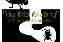 Summer Reading 2013 / by Michelle Marcus