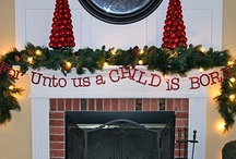 Christmas Decor / by Crystal Chesser