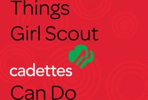 Cadettes / Fun ideas for Cadettes / by Girl Scouts of Greater New York