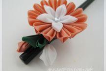Szallag virág