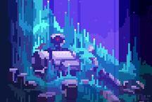 Pixelowa Grafika / Po prostu piksele