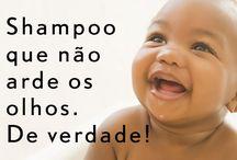 Shampoo Infantil que Não Arde os Olhos!! / Queremos shampoos que realmente não ardam os olhos!! Se vocês chegaram até aqui, tenho certeza que estão sofrendo, do mesmo jeito que eu já sofri…