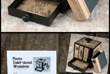 Mini Scrapbooks