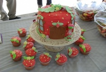 cakes / cupcakes / by Heather Hill