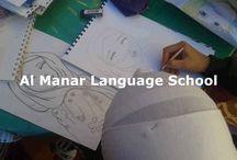Art Day Al Manar Language School