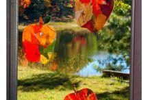 tvoření dětí podzim