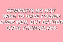 Feminism is beautiful