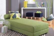 Home - Guest Bedroom / by Liza Sacilioc