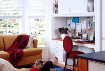 dream home- living spaces / by Beth