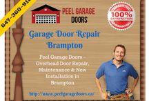 Brampton Garage Doors