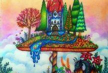 Mushroom castle.