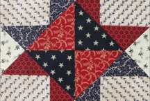 civil war quilt blocks / by Michelle Wilcox