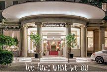 We love what we do / Wir lieben was wir tun!