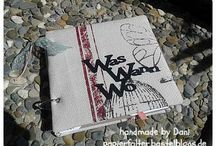 Papierfalter-Album