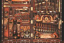 Fool4Tool / beautiful tools and tool havens