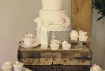Cake Table Styling Ideas