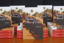 """""""Shadows the Sizes of Cities, A Novel"""""""