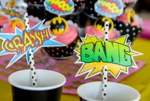 Party Tips - Superheroes Incorporated / Great ideas and simple tips for your next Children's Party