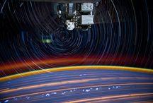 Star Trails In Space / by Belinda Tan
