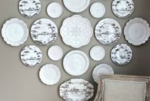 Statement Plate Wall