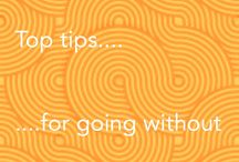 Top Fundraising Tips / The place to be if you want to find out the best ways to raise funds and awareness for the cause you care about!