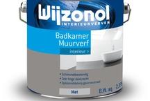 verf produkten / Paint Products / Voor elke klus de juiste pot verf.