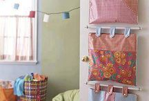 Oilcloth sewing ideas