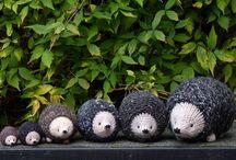 breien3 / knitting / by WolTroll Needle Felting