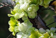 EASTER WREATH/ WIELKANOCNE WIANKI / Spring, wreath, easter