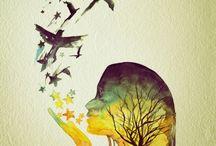 Sunflower Tattoo / by Kaitlynn Carter