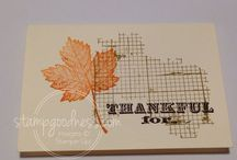 "stampin up Holiday mini 2013  / ideas and inspiration for using all the cool new products in the Holiday Stampin' Up catalog  color combos, layouts, mixing different sets, videos, and just plain ole' ""paper therapy"""