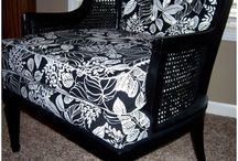 Reupholstery / by Neecie