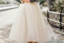 Tylové sukne