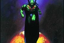 Martian Manhunter / by Anthony Schultz