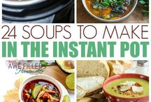 Soups / Soup recipes for all occasions. This is the place for the best slow cooker soup recipes, Instant Pot soup recipes, and Fall Soup recipes.