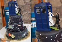 Geeky Cake Decorating / Cute, Funny and Geeky cake decorating