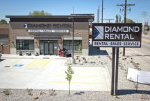About Diamond Rental / Information about Diamond Rental. What you want, when you need it.