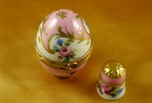 Limoges / French jewels, porcelain