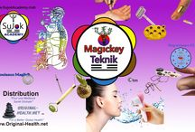 With the Magickey Teknik® your health will increase!